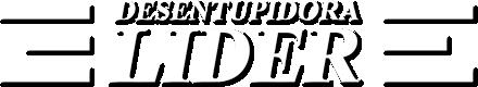 Lider Desentupidora Logotipo